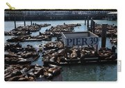 Pier 39 San Francisco Bay Carry-all Pouch