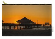 Pier 60 Sunset Carry-all Pouch