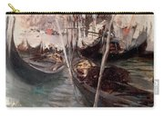 Pier And Saint Marc In Venice Carry-all Pouch