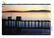 Pier At Bodega Bay California Carry-all Pouch