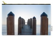 Pier By Sea Carry-all Pouch