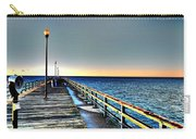 Pier - Chesapeake Bay Bridge #1 Carry-all Pouch