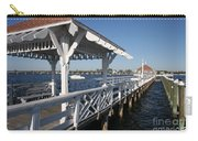 Clock Tower Pier Carry-all Pouch
