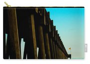 Pier Into The Horizon Carry-all Pouch