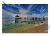 Pier To Paradise Carry-all Pouch