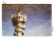Pier Tower Carry-all Pouch by Dave Bowman