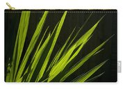 Piercing Green Carry-all Pouch