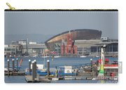 Pierhead Building In Cardiff Bay Carry-all Pouch