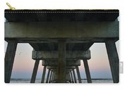 Pierhenge Carry-all Pouch by Laura Fasulo