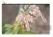 Pieris Japonica 'dorothy Wycoff' Andromeda  Carry-all Pouch