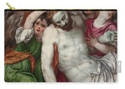 Pieta And Angels Carry-all Pouch