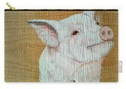 Pig Smile Carry-all Pouch