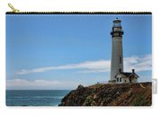 Pigeon Point Lighthouse Vertical Carry-all Pouch