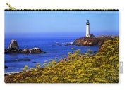 Pigeon Point Lighthouse Panoramic Carry-all Pouch