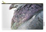 Pigeon Portrait Carry-all Pouch