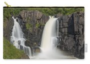 Pigeon River High Falls 10 Carry-all Pouch