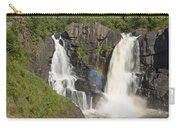 Pigeon River High Falls 4 Carry-all Pouch