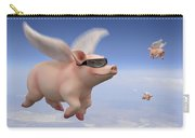 Pigs Fly Carry-all Pouch