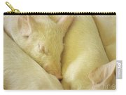 Pigs Sleeping Carry-all Pouch