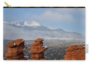 Pikes Peak In The Clouds Carry-all Pouch