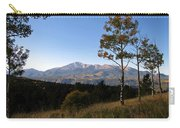 Pikes Peak Landscape Carry-all Pouch