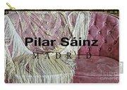 Pilar Sainz Designer Carry-all Pouch