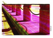 Pillars And Chains - Color Rays Carry-all Pouch