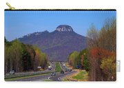 Pilot Mountain From Overlook Carry-all Pouch