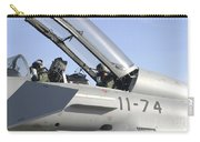 Pilots Perform Preflight Checks Carry-all Pouch