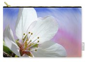 Pin Cherry Swirl Carry-all Pouch