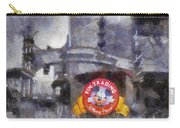 Pin Traders Downtown Disneyland Photo Art Carry-all Pouch