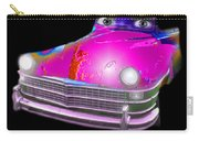 Pin Up Cars - #1 Carry-all Pouch by Gunter Nezhoda