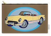 Pin Up Vette Carry-all Pouch