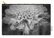 Pincushion Bw Carry-all Pouch
