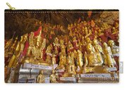 Pindaya Cave With More Than 8000 Buddha Statues Myanmar Carry-all Pouch