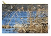 Pine Acres Lake Blues  Carry-all Pouch