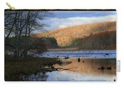 Pine Acres Lake Reflections  Carry-all Pouch