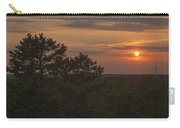 Pine Barrens Sunset Nj Carry-all Pouch