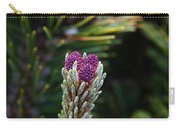 Pine Cone Buds Carry-all Pouch