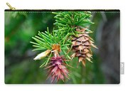 Pine Cone Stages Carry-all Pouch