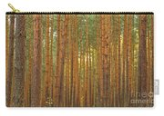Pine Forest Lienewitz Germany Carry-all Pouch