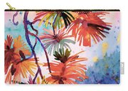 Pine Needle Fireworks Carry-all Pouch