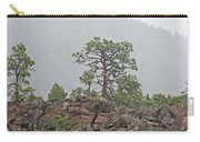 Pine On Lava Carry-all Pouch