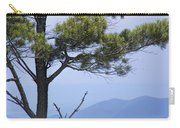 Pine Tree Along The Blue Ridge Parkway Carry-all Pouch