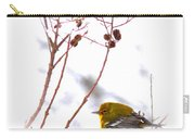 Pine Warbler-img-2143-001 Carry-all Pouch