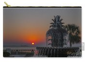 Charleston Harbor Sunrise Carry-all Pouch