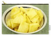 Pineapple Chunks Carry-all Pouch