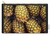 Pineapple Color Carry-all Pouch
