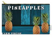 Pineapple Farm Carry-all Pouch