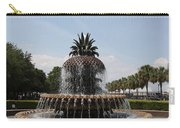 Pineapple Fountain Charleston Carry-all Pouch